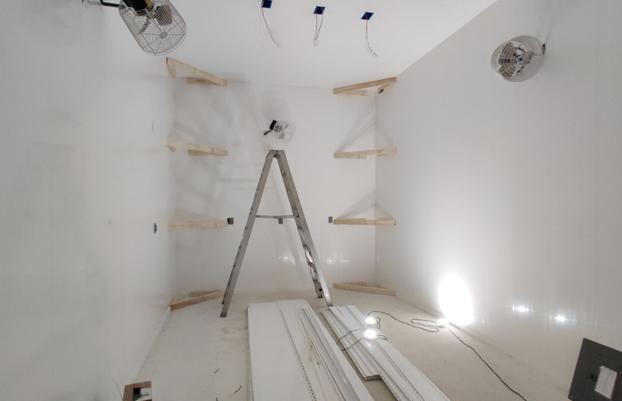 Trusscore Wall&CeilingBoard panels