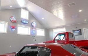 Trusscore Wall&CeilingBoard PVC panels