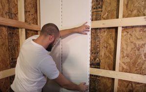 Trusscore Wall&CeilingBoard install