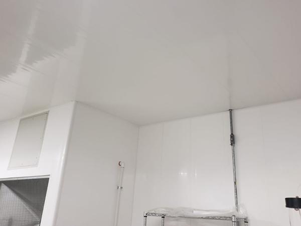 Trusscore PVC panels